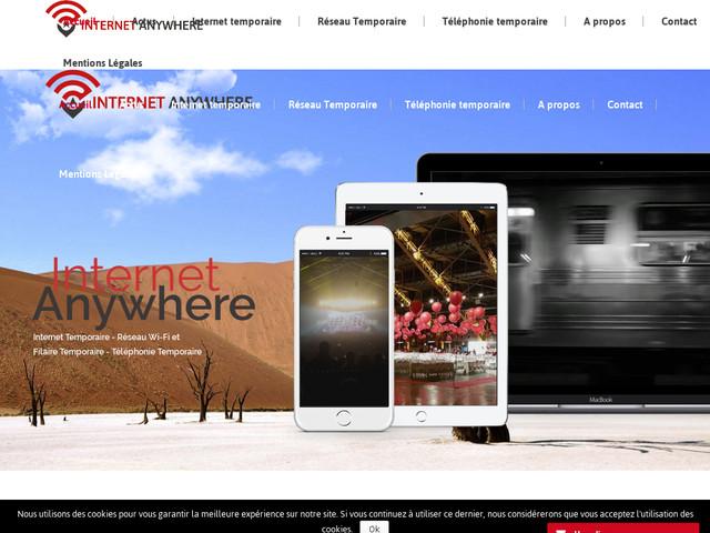 Internet Anywhere