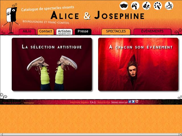 Alice & Josephine