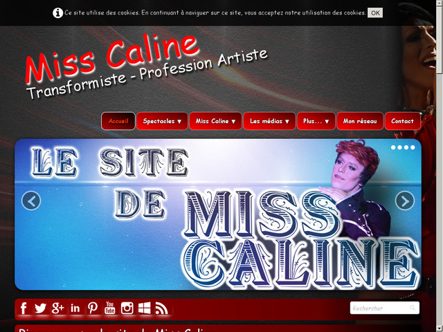 Miss Caline