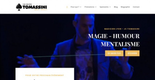 JC Tomassini Magicien à Lyon