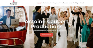 Antoine Caupert Productions