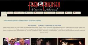 Fred Ericksen illusionniste