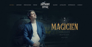 Magicien Anthony Istar