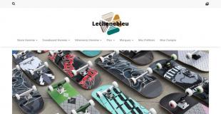 Le Chêne Bleu : course de drones
