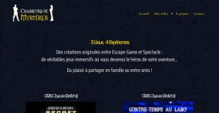 Chasseurs de mystères