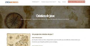 CréaMondes - Studio Jeux