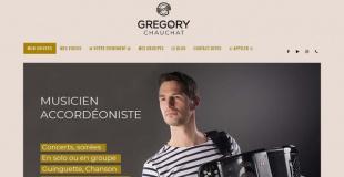 Grégory Chauchat - Accordéoniste