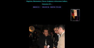 Brisco Show-team