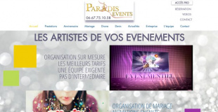 Paradis Events