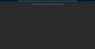 Agence Accueil Prestige