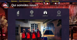 Baccara International - Animation Poker et Casino à domicile