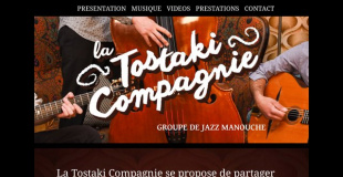 La Tostaki Compagnie - Duo jazz manouche